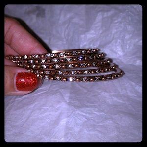Premier Designs Rosie bracelet set